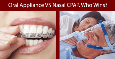 Are Oral Appliances As Effective As Nasal Cpap